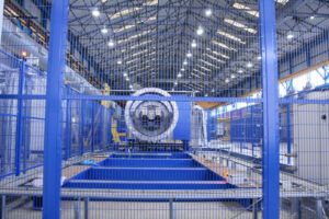 ORE Catapult's 1MW powertrain test facility (Courtesy of ELEMENT)