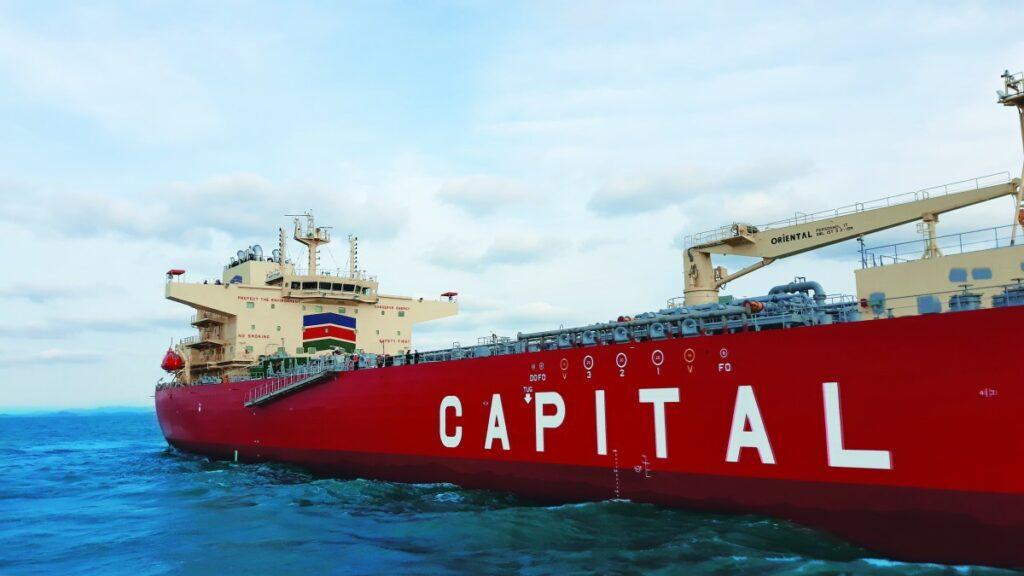 Capital Ship Management