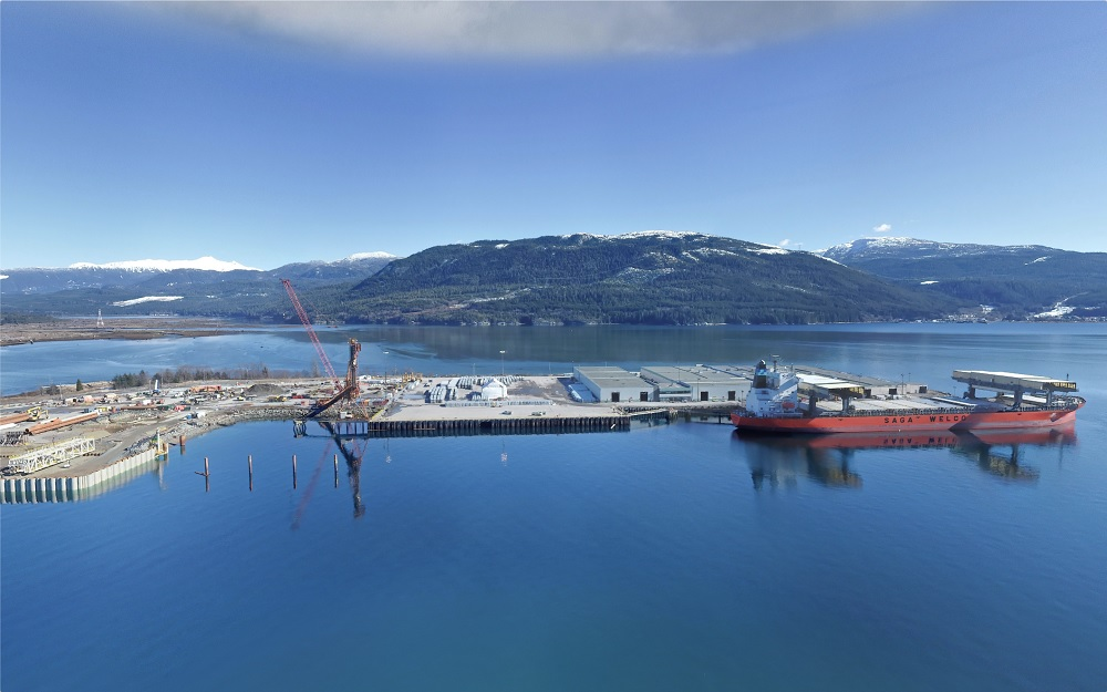 Canada's Kitimat LNG project halfway to completion