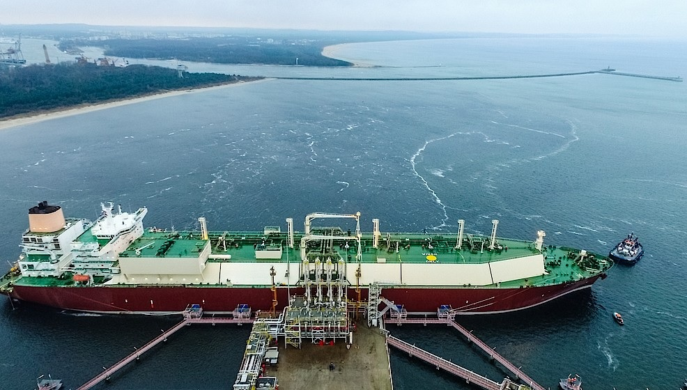 GAZ-SYSTEM; Polish LNG terminal expansion progressing