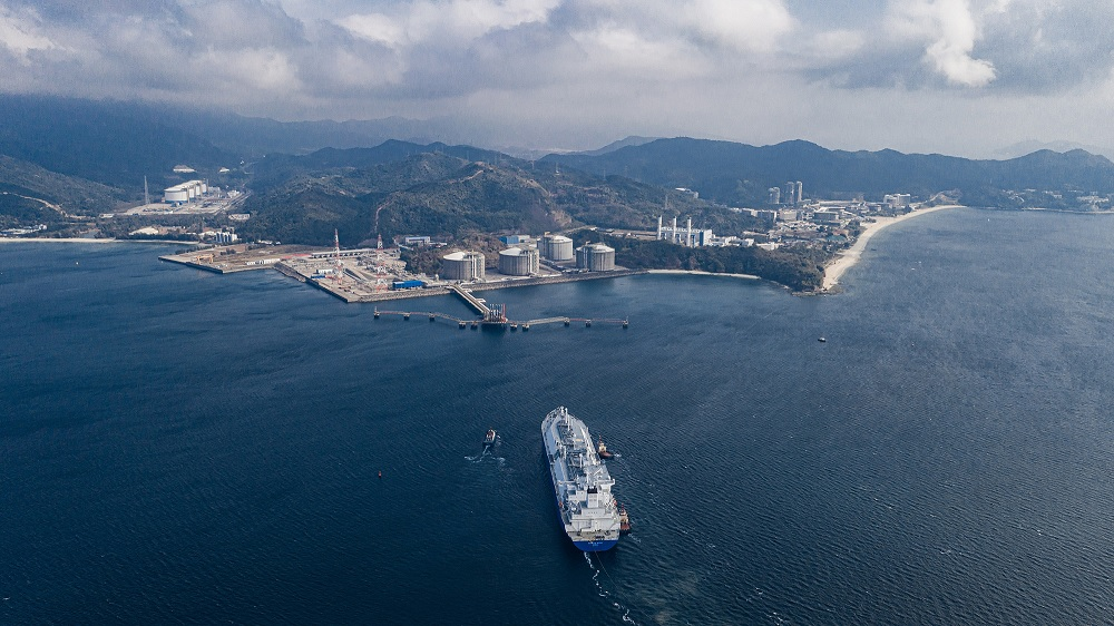 BP and Shenzhen Gas pen 10-year LNG supply agreement