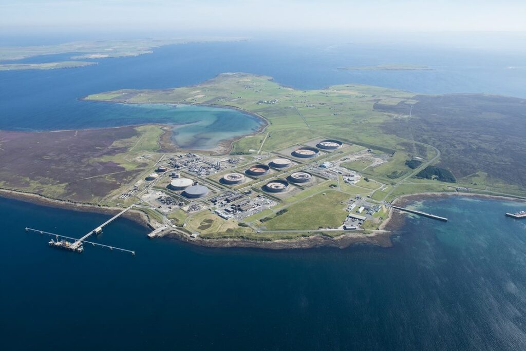 Flotta Hydrogen Hub; OWPL consortium developing green hydrogen facility in Scotland