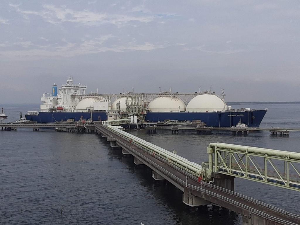 Toho Gas gets Sakhalin's 1st carbon-neutral LNG cargo