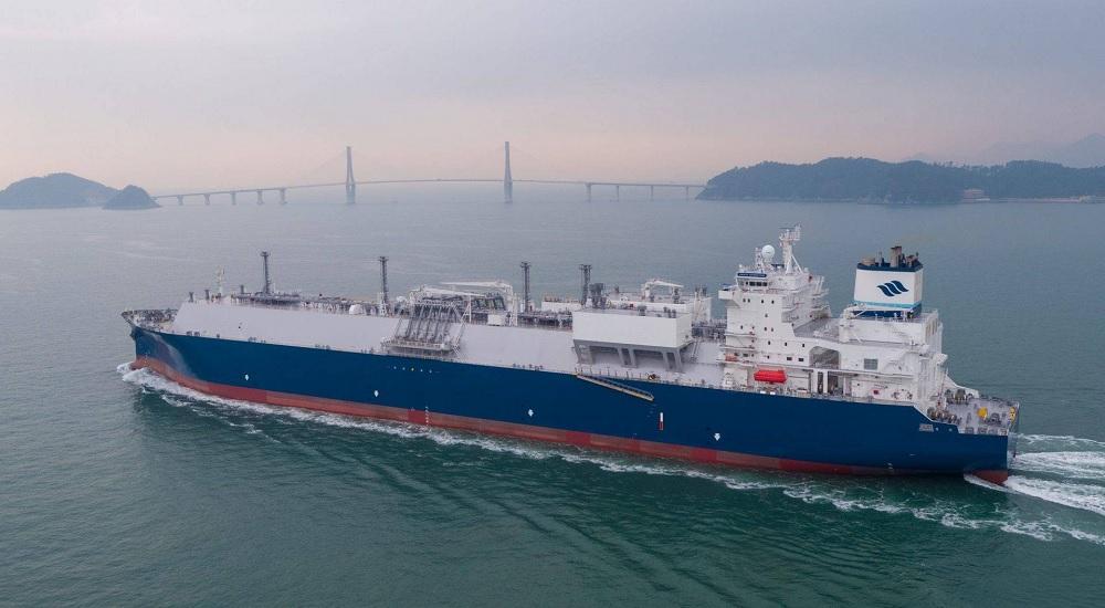 GasLog sells GasLog Salem LNG carrier to CDBL