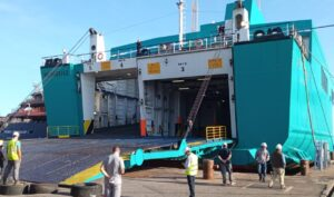 Baleària to convert Hedy Lamarr ferry to run on LNG