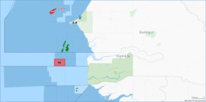 A4 licence off The Gambia - PetroNor